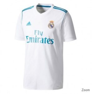 Real Madrid Home Trikot 2017 2018 bei Subsidesports.de